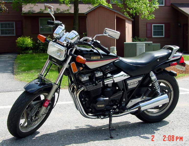 Yamaha Radian